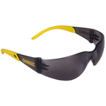 Dewalt DPG54-2 DPG54 2 Protector Smoke Safety Glasses ANSI Z87.1 PPE
