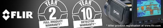 FLIR 2-5-10 Extended Warranty Protection
