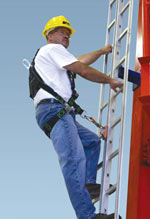 Miller GlideLoc Vertical Height Access Ladder Climbing System Kits