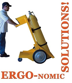 Air Systems International EAC-97HNB Is Ergonomically Designed To Prevent Back Injuries
