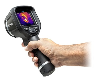 Flir E4 Thermal Imager Is Lightweight And Easy To Use