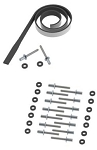 Miller X11003 X 11003 ShockFusion Rivet Kit Fall Protection