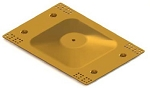 Miller X11012 X 11012 ShockFusion Base Plate Fall Protection