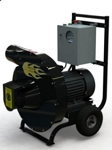Cool Machines C2U148 10 HP Electric Insulation Vacuum - Electro-Vac