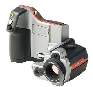 Flir T400-TT T 400 TT IR Thermal Imaging Infrared Camera With ThermaTrak Software