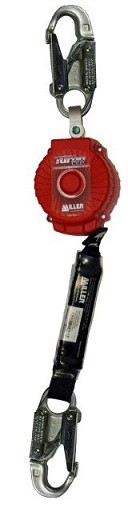 Miller MFL-9/6FT TurboLite PFL Personal Fall Limiter Fall Protection