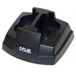 FLIR Infrared Imaging b50 b 50 IR Thermal Imager Camera 2 Bay Battery Charger