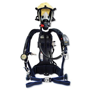 Honeywell Survivair Panther 491121 NIOSH Industrial SCBA with SAR