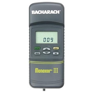 Bacharach 19-8104 Monoxor III Monoxor 3 CO Monitor