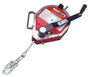 Miller MR50S/50FT MightEvac Stainless Self Retracting Lifeline