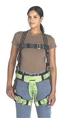 Miller E570/MRN DuraFlex Ms. Miller Multicolored Harness