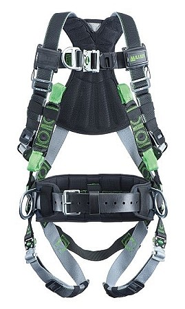 Miller RKNSL-QC-B/UBK Revolution Kevlar Tower Climbing Harness