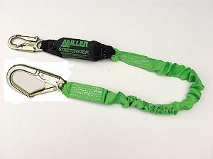 Miller 913RSS/6FTGN StretchStop Lanyard with SofStop