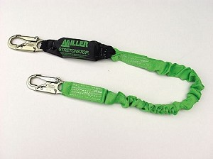 Miller 913SS/6FTGN StretchStop Lanyard with SofStop