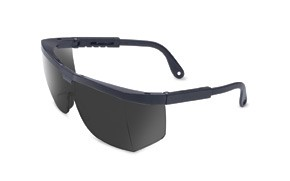Honeywell Sperian A201 A 201 Protective Safety Glasses Gray Lens