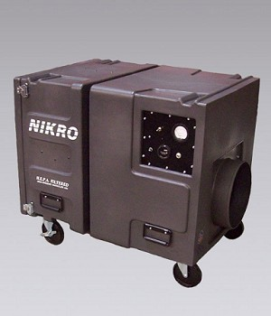Nikro PS2009-22050 220V 50Hz Poly Air Scrubber