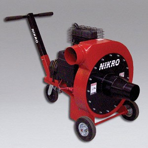 NIKRO INSUL15 15 HP Wet Dry Insulation Removal Vacuum